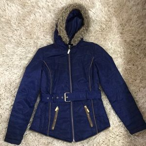 Blue Guess Jacket